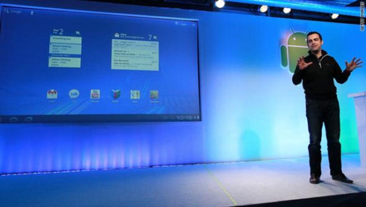 Παρουσιάστηκε το νέο ηλεκτρονικό κατάστημα για Android κινητά και το νέο Honeycomb! | Newsit.gr