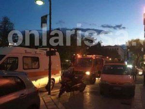 Νεκρός ένας άνδρας από ηλεκτροπληξία στη Λάρισα