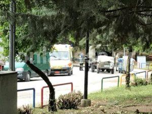 Λάρισα: Χωρίς περόνη η χειροβομβίδα που βρέθηκε σε αυλή μονοκατοικίας!