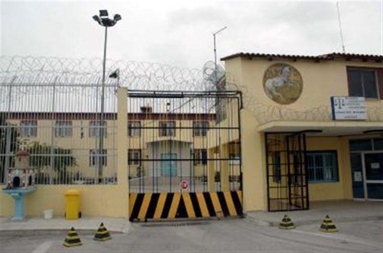 17 κρατούμενοι των φυλακών Λάρισας καταγγέλλουν και μηνύουν εισαγγελέα και τον επικεφαλής αξιωματικό της Αστυνομίας   Newsit.gr