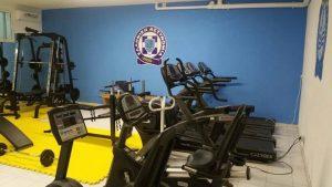 Αυτό είναι το ολοκαίνουριο γυμναστήριο των αστυνομικών στο Λασίθι [pics]