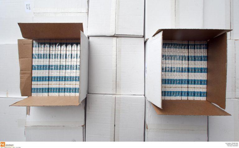 Απίστευτο! Μπλόκο του ΣΔΟΕ σε 29 εκατ. λαθραία τσιγάρα στον Πειραιά | Newsit.gr