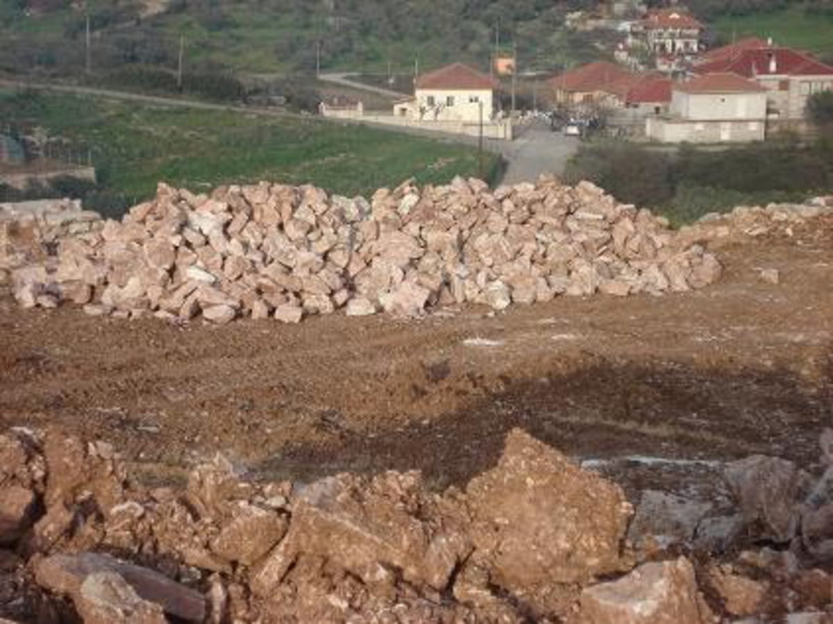 Είχαν κάνει τον αρχαιολογικό χώρο λατομείο | Newsit.gr