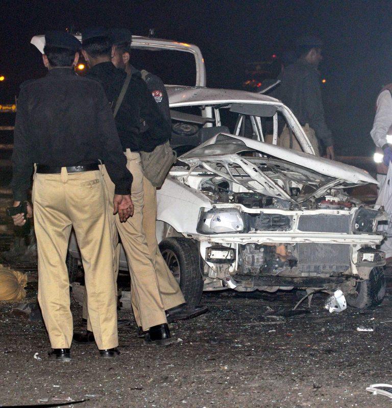 Πακιστάν: δεύτερη επίθεση αυτοκτονίας | Newsit.gr