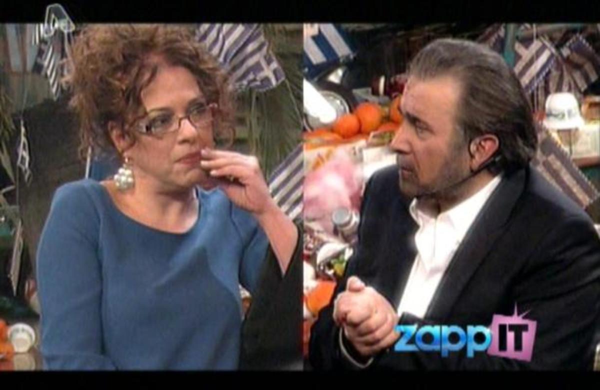 Η πρώτη τηλεοπτική συνάντηση Ράντου – Λαζόπουλου | Newsit.gr