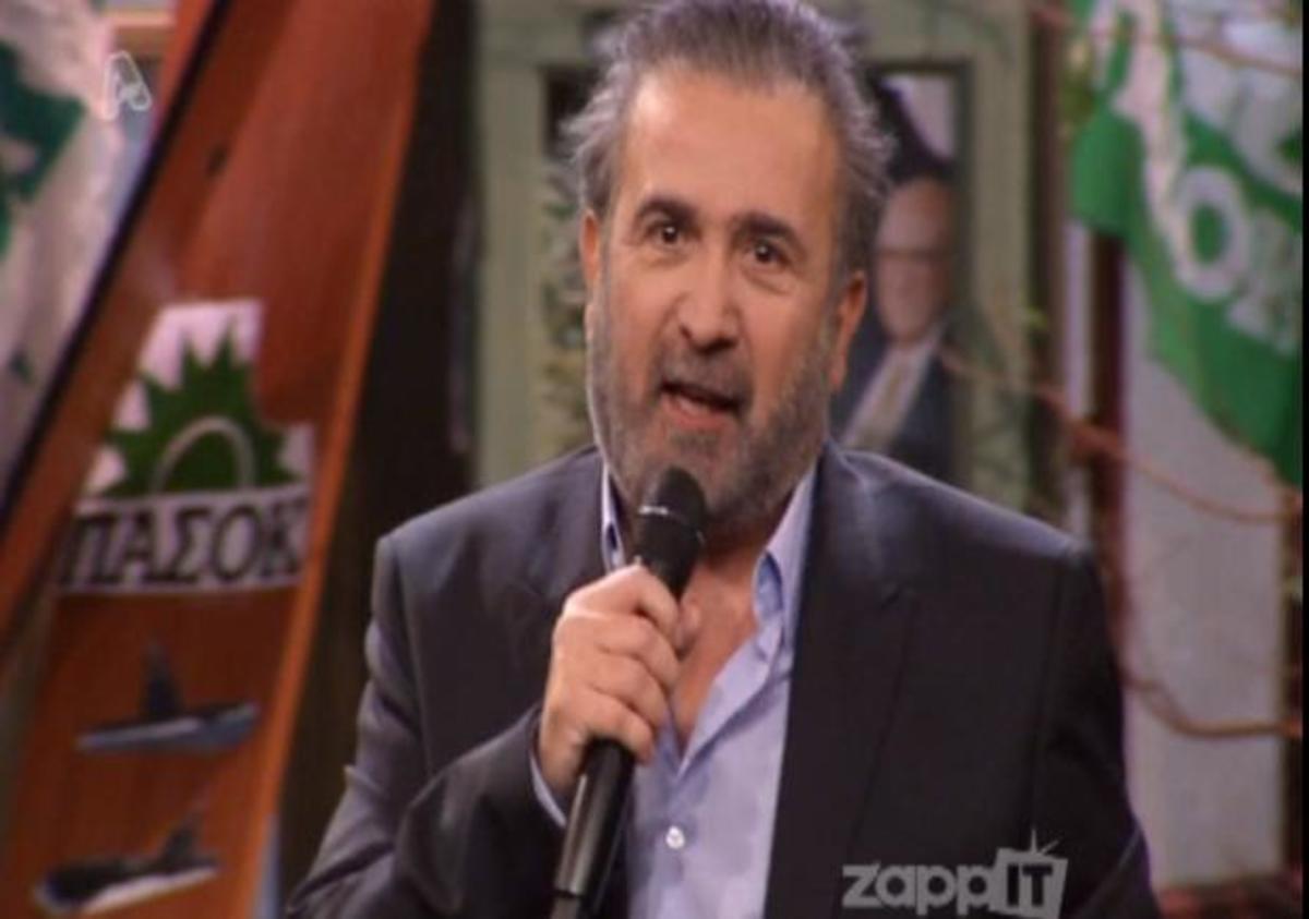 Ο Λάκης Λαζόπουλος απαντάει στους τηλεκριτικούς που τον είπαν «λαϊκιστή» | Newsit.gr