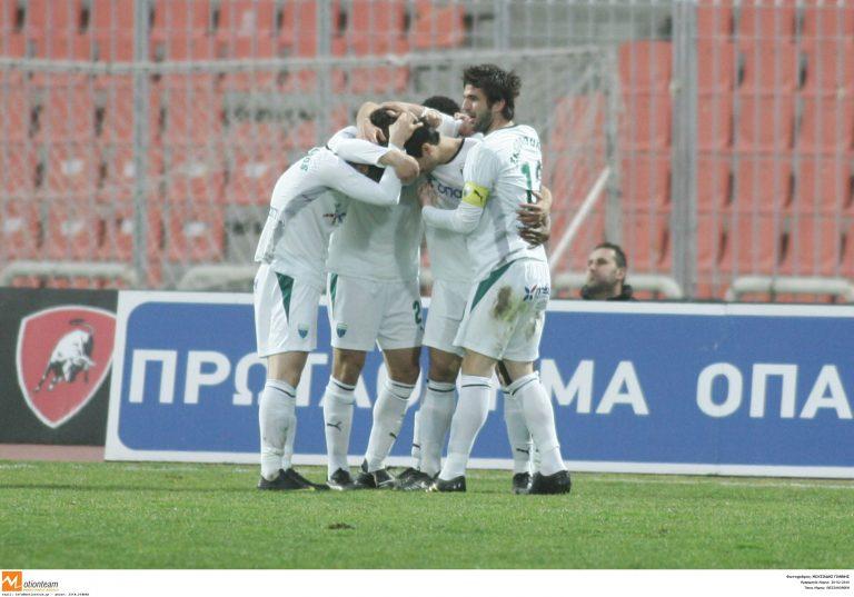 Θρίαμβος παραμονής, Λεβαδειακός – ΠΑΣ Γιάννινα 4-1   Newsit.gr