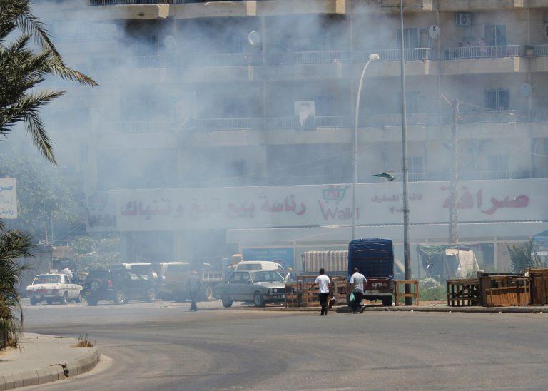 Λίβανος: 8 νεκροί και 21 τραυματίες σε ανταλλαγή πυρών   Newsit.gr