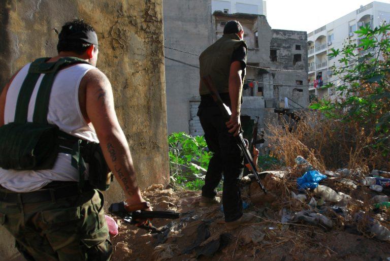 Λίβανος: Νέες συγκρούσεις στην Τρίπολη με 2 νεκρούς   Newsit.gr