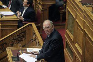 Ο Λεβέντης ζήτησε την παραίτηση Τσίπρα – «Γελάτε αλλά όταν συμβεί θα κλαίτε»