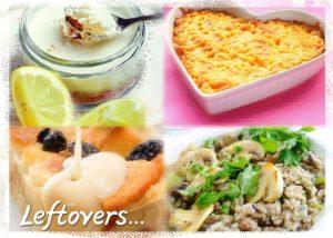 ΜΗΝ ΠΕΤΑΞΕΙΣ ΤΙΠΟΤΑ! Νόστιμες συνταγές με ό, τι απέμεινε από το εορταστικό τραπέζι…