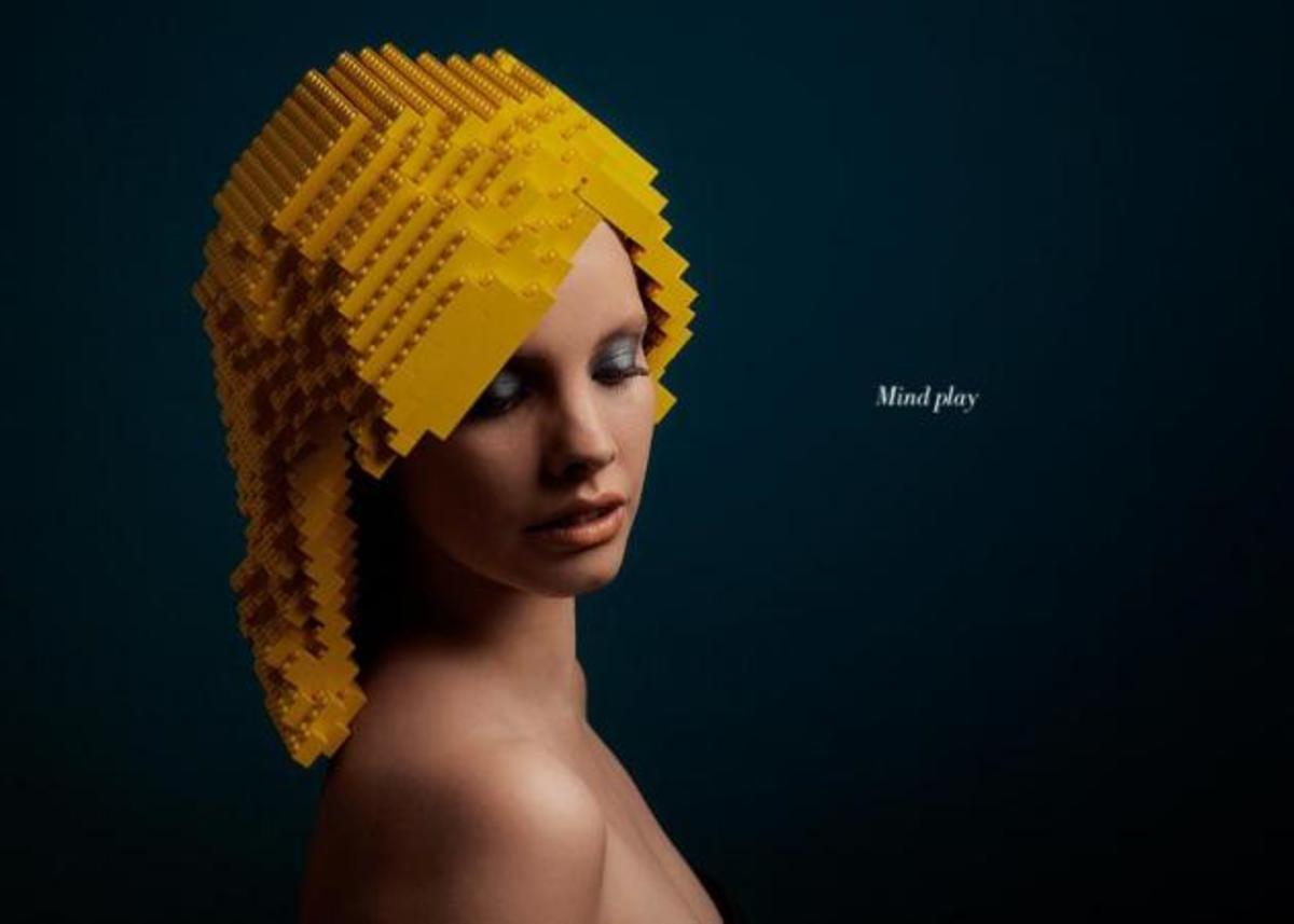 Μαλλιά από Lego! Κι όμως υπάρχουν!   Newsit.gr