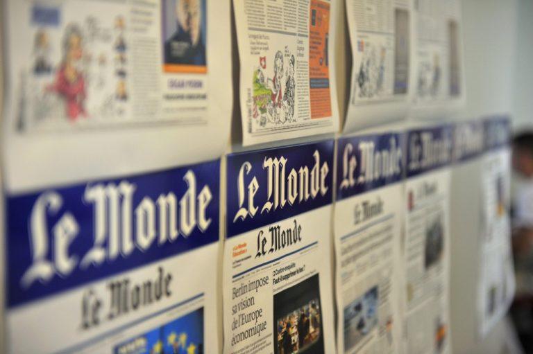 """Η Le Monde """"ψηφίζει"""" για το νέο της αφεντικό!   Newsit.gr"""
