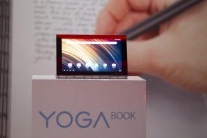 Το Lenovo Yoga Book ήρθε στην Ελλάδα!