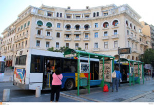 ΟΑΣΘ: Η απεργία στα λεωφορεία συνεχίζεται – Η αγορά καταρρέει