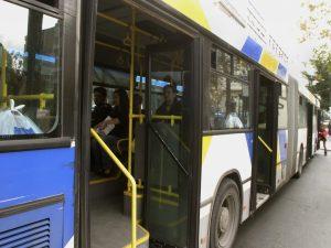Πρωτομαγιά 2017: Στάση εργασίας τα λεωφορεία, ακινητοποιημένα τα τρόλεϊ