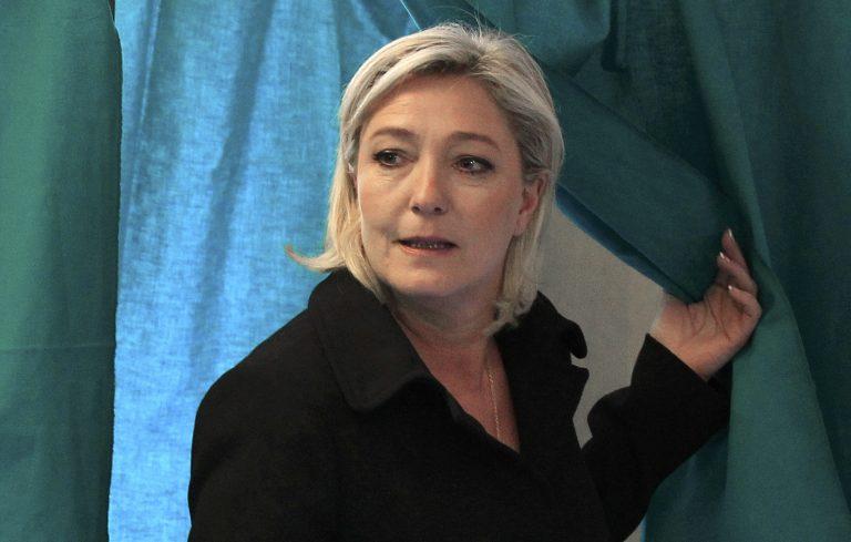 Λεπέν: Ο Σαρκοζί δε σεβάστηκε τους ψηφοφόρους μου | Newsit.gr