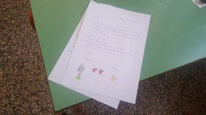 Θεσσαλονίκη: Γράμματα στα προσφυγόπουλα από μαθητές της Βαρκελώνης