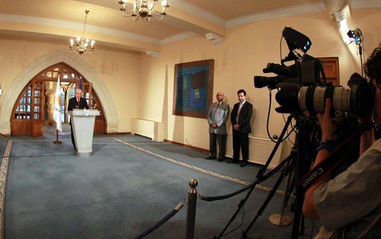Μέχρι τις 27 Ιουλίου οι επαφές της τρόικας στην Λευκωσία | Newsit.gr