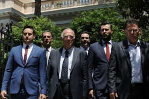 """Δικαίωση του… """"προφήτη"""" Βασίλη Λεβέντη: Στη ΝΔ ο Γιάννης Καλλιάνος"""