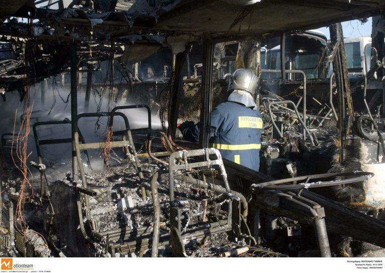 Στις φλόγες τουριστικό λεωφορείο στην Εγνατία | Newsit.gr