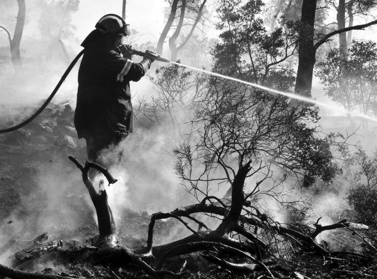 Κεφαλονιά: Έσβησαν τη φωτιά και βρήκαν το πτώμα | Newsit.gr