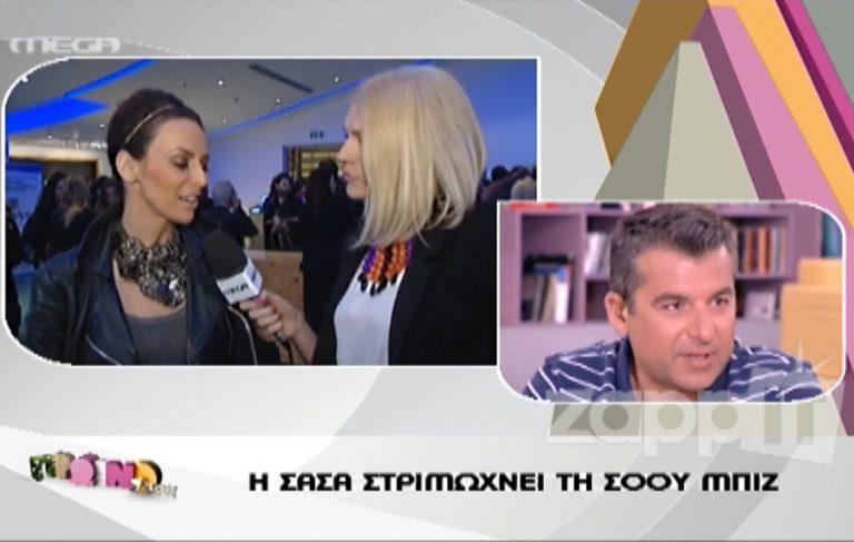 Λιάγκας σε Διαμαντή: «Ήρθες σπίτι μας να μας κάνεις μαγκιές»;   Newsit.gr
