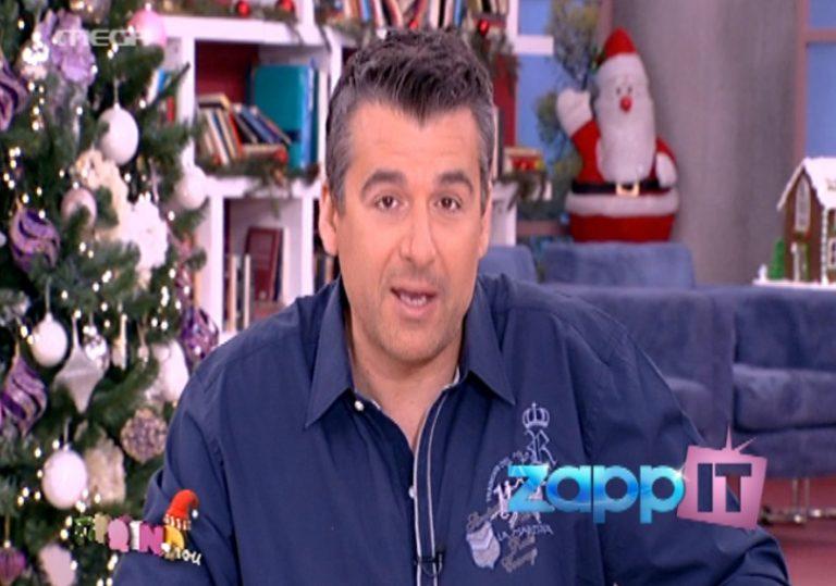 Ο Γιώργος Λιάγκας ευχαρίστησε τους τηλεθεατές | Newsit.gr