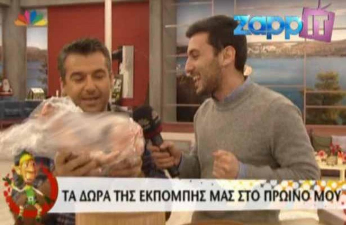 Η μπουτάρα… του Φώτη & της Μαρίας στον Λιάγκα! | Newsit.gr