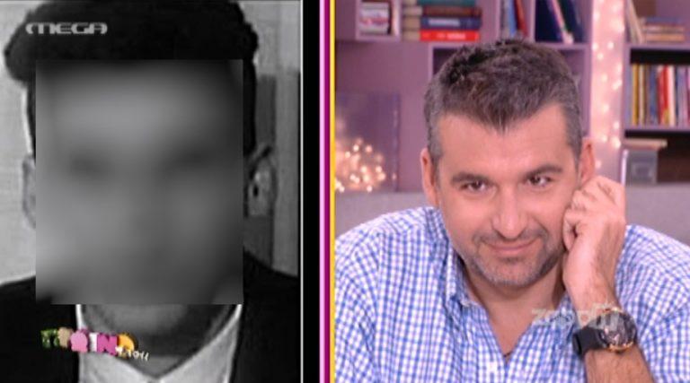 Δείτε τον Γιώργο Λιάγκα νέο και αδύνατο! Φώτο ντοκουμέντο! | Newsit.gr