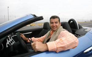 Γιώργος Λιάγκας: Τι λέει για την κλοπή του αυτοκινήτου του!