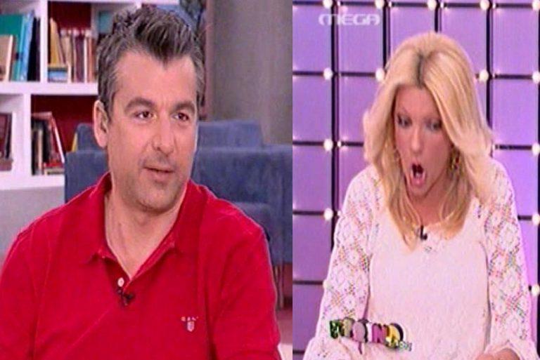 Λιάγκας στη Σταμάτη: «Πριν σε πάρουμε στο πρωινό δεν σε ήξερε κανείς»! | Newsit.gr