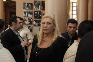 Η Δημήτρα Λιάνη κατηγορείται για βανδαλισμό κατοικίας