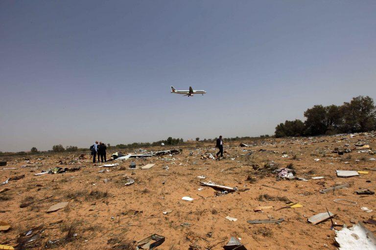 Δεν υπήρξε τεχνική βλάβη στο αεροσκάφος που έπεσε στη Λιβύη | Newsit.gr