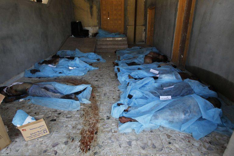 Βρήκαν ομαδικό τάφο στη Λιβύη | Newsit.gr
