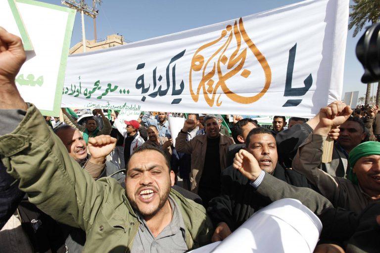 «Ημέρα της οργής» με έξι νεκρούς στη Λιβύη | Newsit.gr