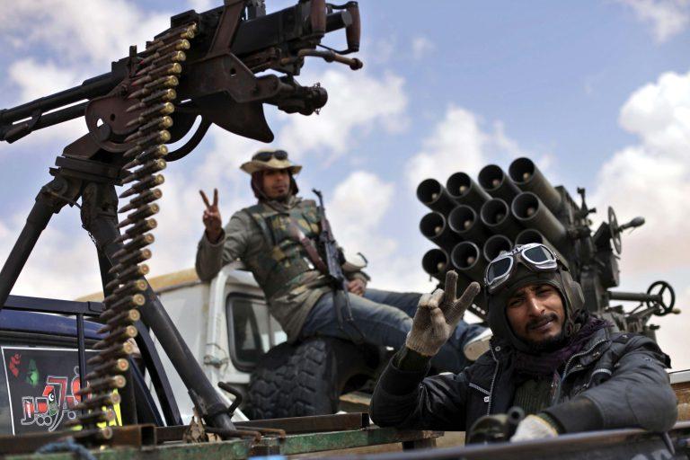 Λιβύη: Μετά τον πόλεμο οι «μπίζνες» – Πάντα έτσι γίνεται – ΒΙΝΤΕΟ   Newsit.gr