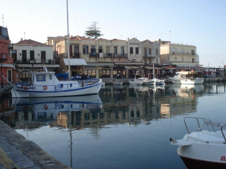 Ρέθυμνο: Βρέθηκαν βλήματα στο λιμάνι | Newsit.gr