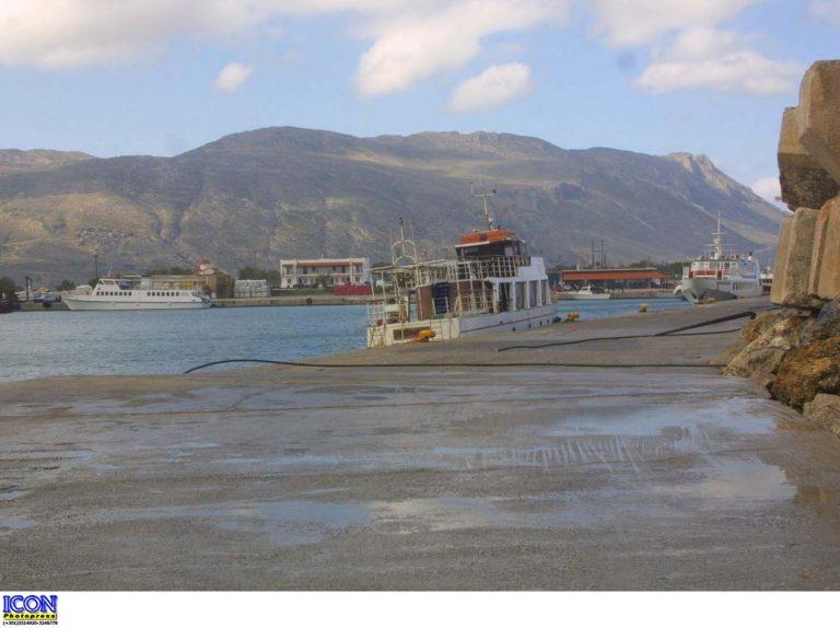 Χανιά: Αποπειράθηκε να αυτοκτονήσει πέφτοντας από το λιμάνι   Newsit.gr