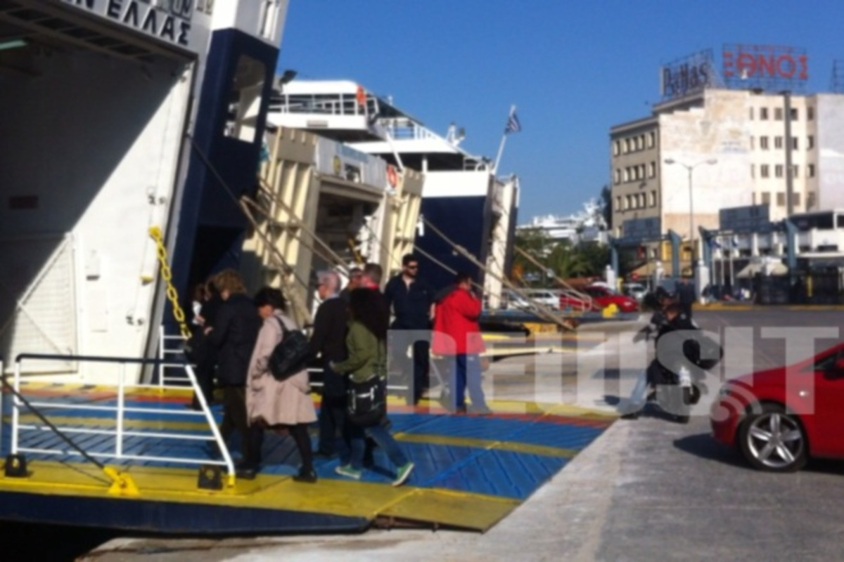 «Καίνε» από σήμερα τα ακτοπλοϊκά εισιτήρια | Newsit.gr