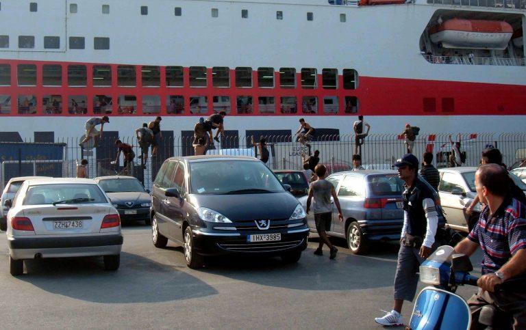 Πάτρα: Τραυματισμός παράνομου μετανάστη   Newsit.gr