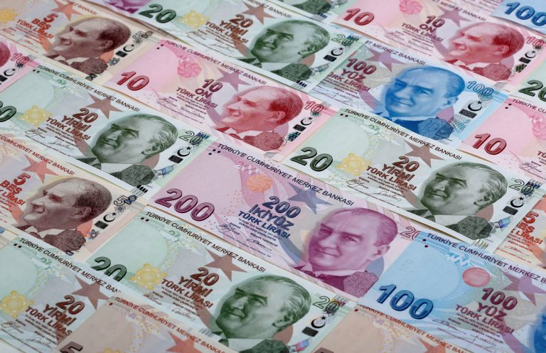 Καταποντίζεται η τουρκική λίρα! | Newsit.gr
