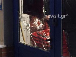 Μάχη σε σούπερ μάρκετ στο Καματερό! Ομηρία και ανταλλαγή πυρών ανάμεσα σε αστυνομικούς και ληστή