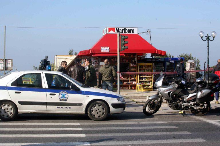 Ηράκλειο: Ληστεία έξω από την Κνωσσό! | Newsit.gr