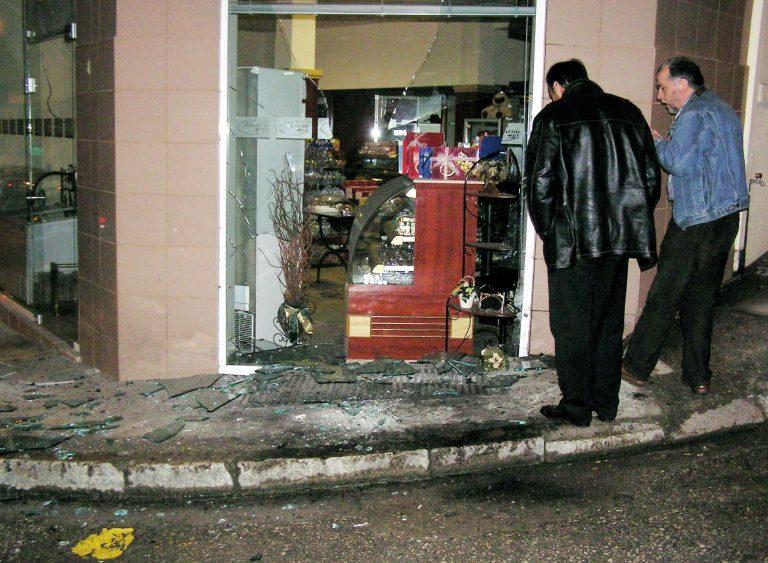 Θεσσαλονίκη: Η τελευταία ληστεία του 2009 | Newsit.gr