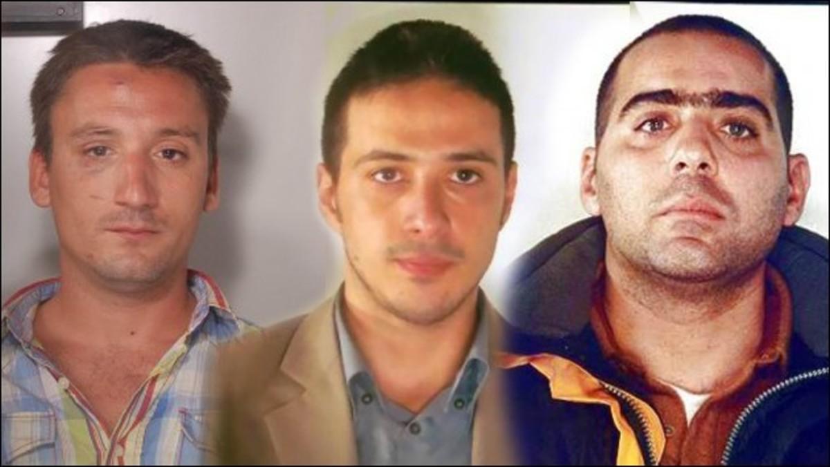 Ανατροπή στην υπόθεση των ληστών του Διστόμου! 'Ενας από τους συλληφθέντες είναι επί χρόνια καταζητούμενος «ληστής με τα μαύρα»!