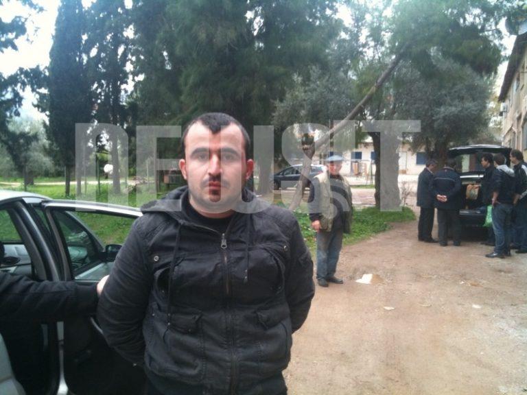 Η στιγμή της σύλληψης – Αυτός είναι ο ληστής της Εύβοιας   Newsit.gr