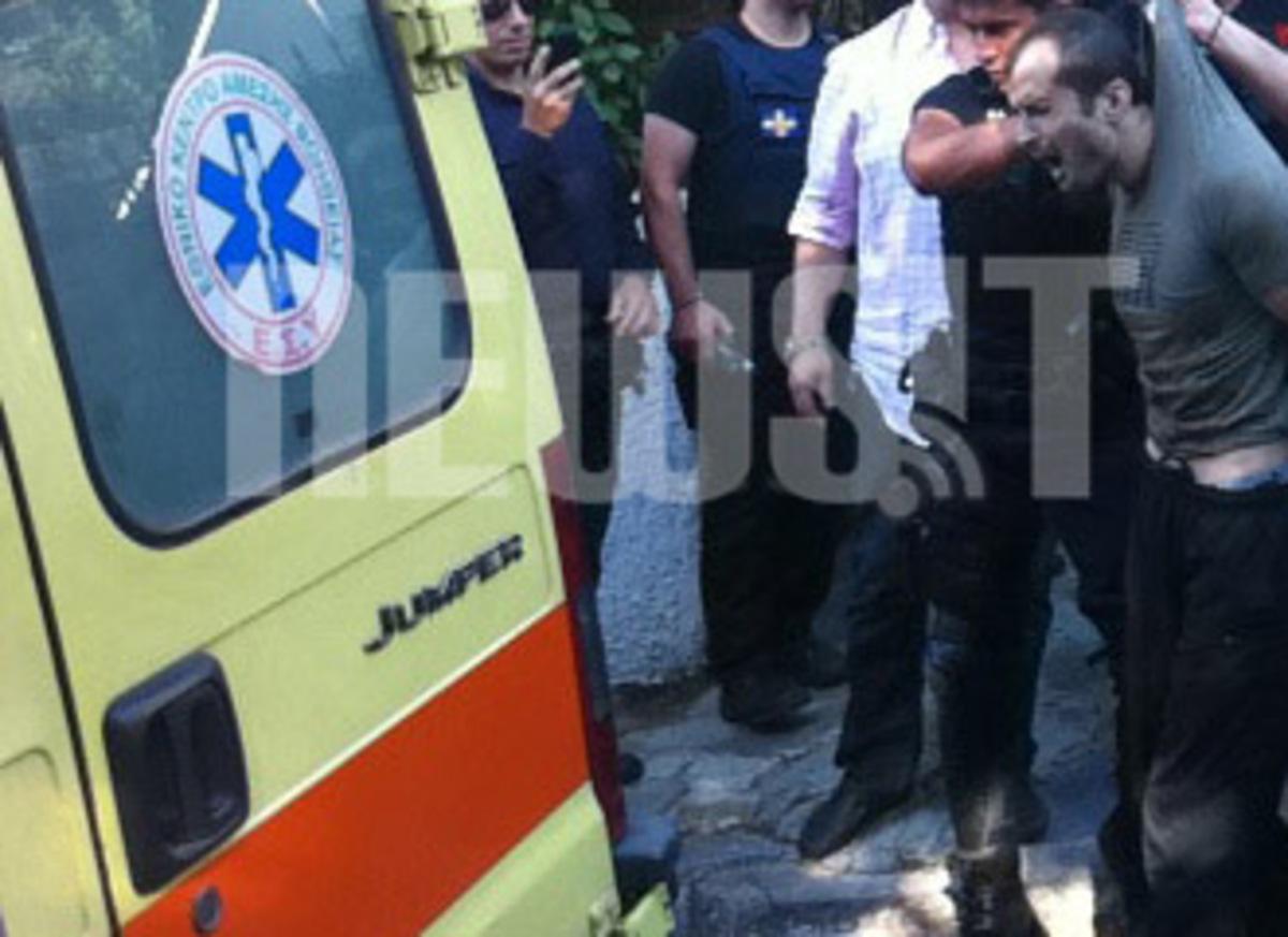 """Είχαν «υψηλές» προτιμήσεις! – Μόνο μεγάλα ονόματα """"χτυπούσαν"""" οι ληστές που εισέβαλαν στο σπίτι του Γ. Δώνη   Newsit.gr"""