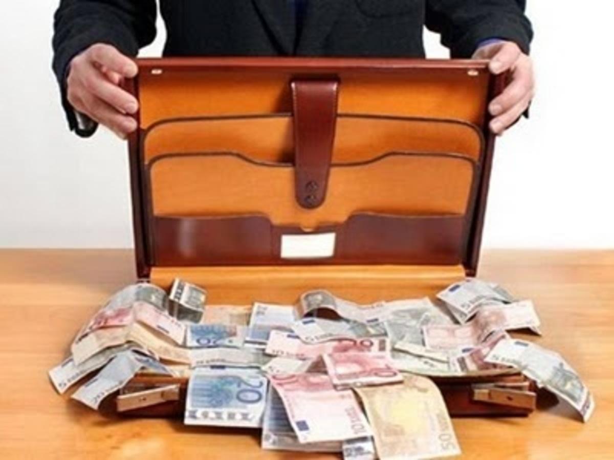 Χανιά: Η βαλίτσα της χρηματαποστολής έκανε φτερά… | Newsit.gr