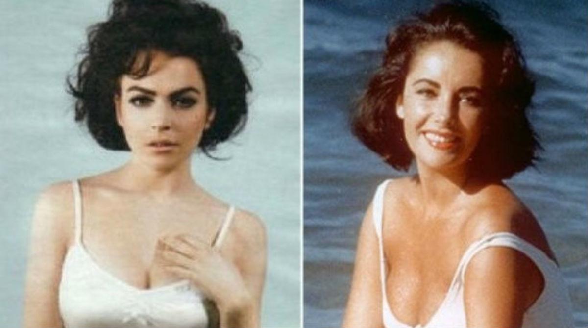Δείτε την Lindsay Lohan στο τρέιλερ της «Elizabeth Taylor»!   Newsit.gr